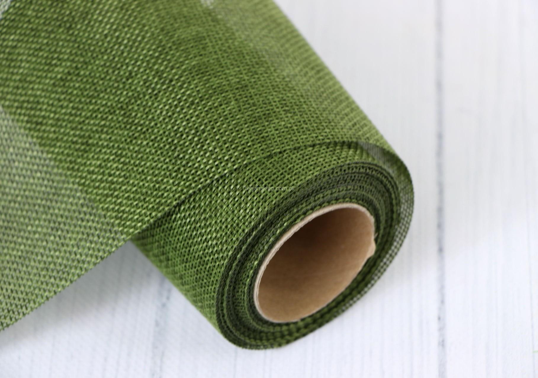 Modne ubrania Juta sztuczna (12 cm x 5Y) green - Sklep internetowy TERJAN PQ24