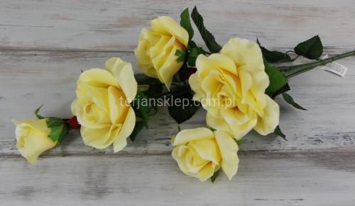 17c4570215effa Róża gał. C1237 C/B żółta - Sklep internetowy TERJAN hurtownia ...